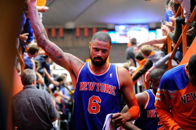 Complete Preview of the 2012-13 New York Knicks Season