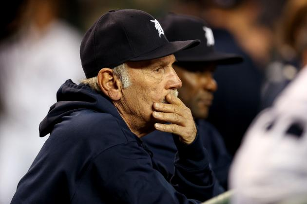 Who Stays and Who Goes After Detroit Tigers' Embarrassing World Series Sweep?