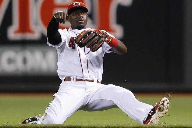 Cincinnati Reds: Ranking the 6 Gold Glove Finalists' Chances