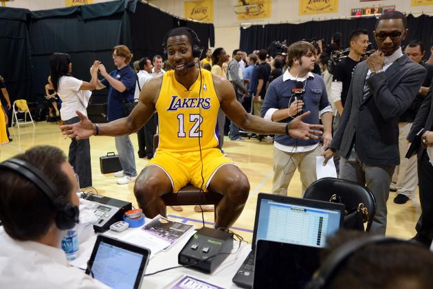 L.A. Lakers' Final Checklist Before the 2012-13 NBA Opening Night
