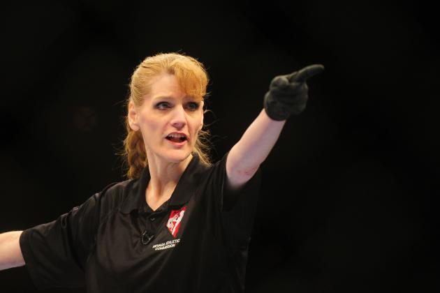 UFC: Worst Referee Calls of 2012
