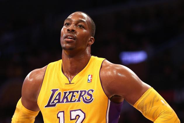 7 Things to Watch for in Dwight Howard's Los Angeles Lakers Debut
