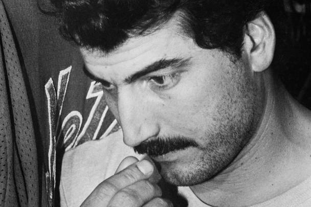 Movember 2012: The Most Epic Mustaches in Sports History