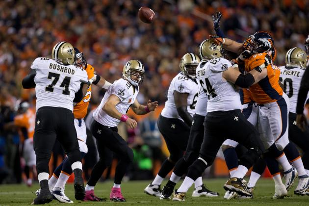 New Orleans Saints Game-by-Game Predictions for Second Half of the Season
