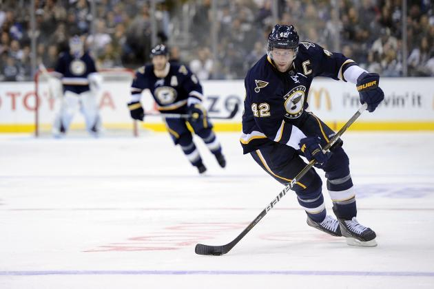 David Backes and 5 Other NHL Centers That Do Not Receive Enough Attention