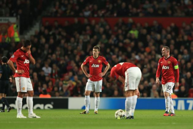 Who Is Most to Blame for Manchester United's Defensive Woes?