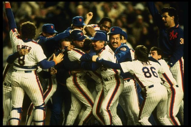 Ranking the New York Mets' 8 Greatest World Series Moments