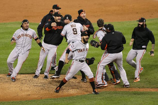 The 2012 World Series and the 5 Most One-Sided Fall Classics of All Time