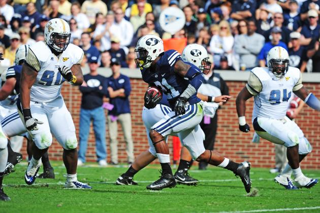 BYU Football: Ranking the Key Peformances from the Week 9 Game vs. Georgia Tech