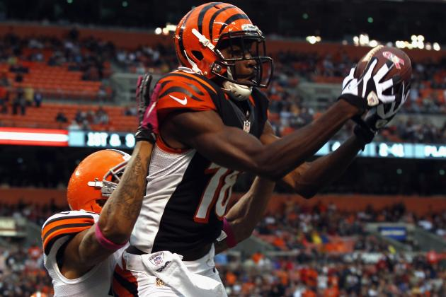 Bengals' Game-by-Game Predictions for Second Half of the Season
