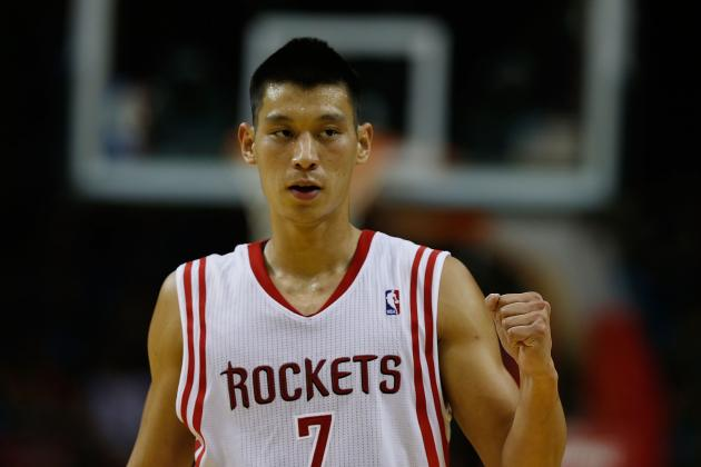 7 Bold Predictions for Jeremy Lin's First Season with Houston Rockets