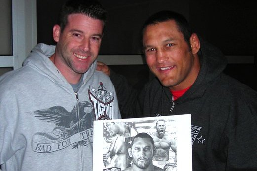Interview with the Pioneer of MMA Artistry, Evan Shoman