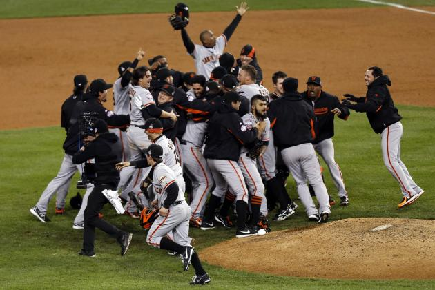 SF Giants Swept the World Series Because of 5 Clutch ABs