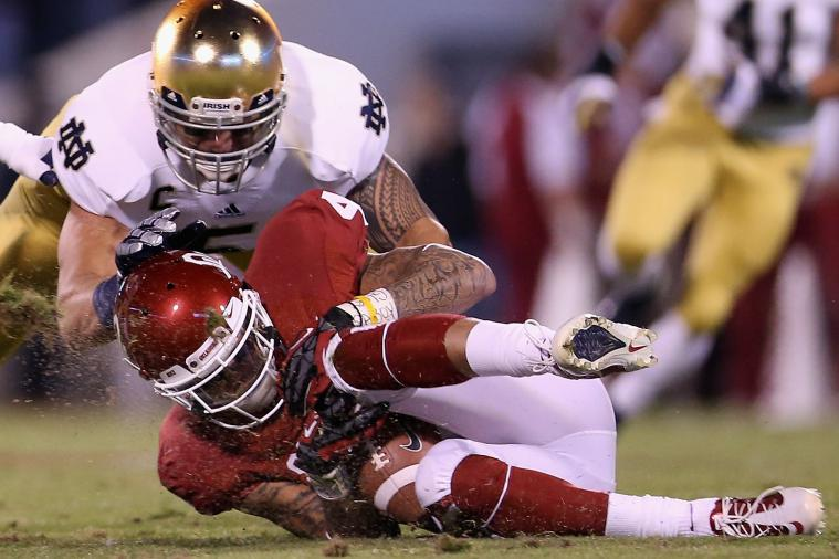 Notre Dame Football: 2 Main Things We Learned from the Oklahoma Sooners