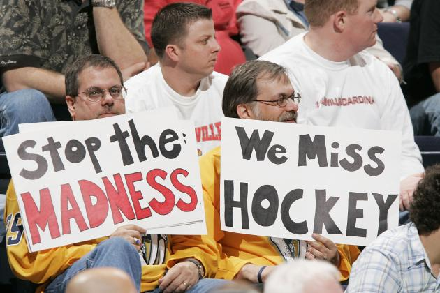 Reasons There Won't Be an NHL Season This Year
