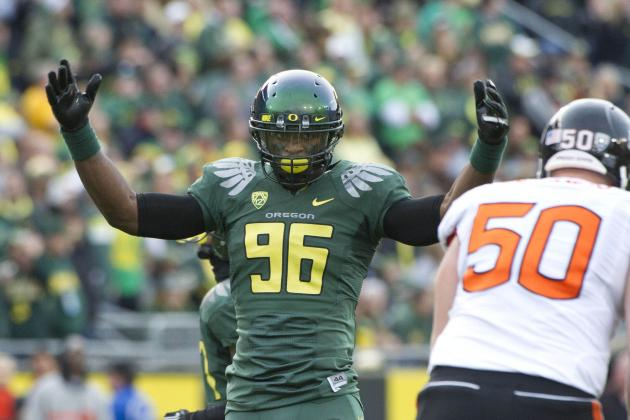 Dion Jordan and the Seven Biggest Athletic Freaks in the 2013 NFL Draft