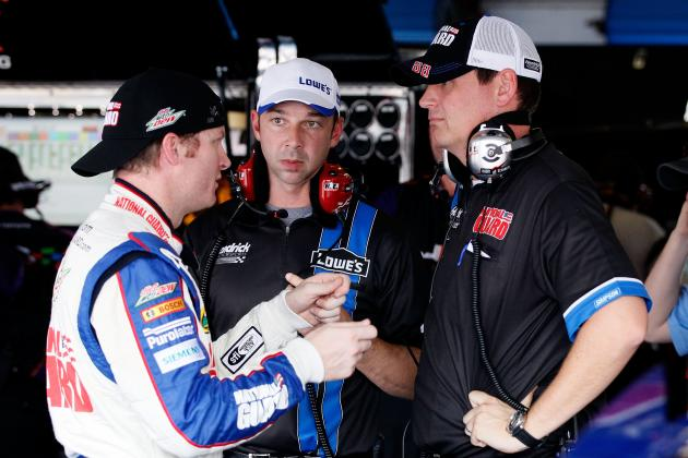 Ranking the 10 Best NASCAR Teams of 2012