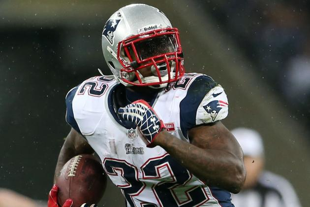 Breaking Down the Many Faces of the New England Patriots Running Game