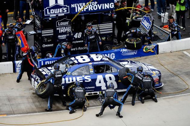 NASCAR's Iconic Numbers: 48 and Jimmie Johnson Join the Group