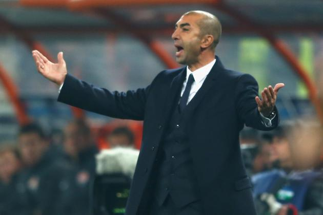5 Biggest Issues Facing Chelsea Manager Roberto Di Matteo in Champions League
