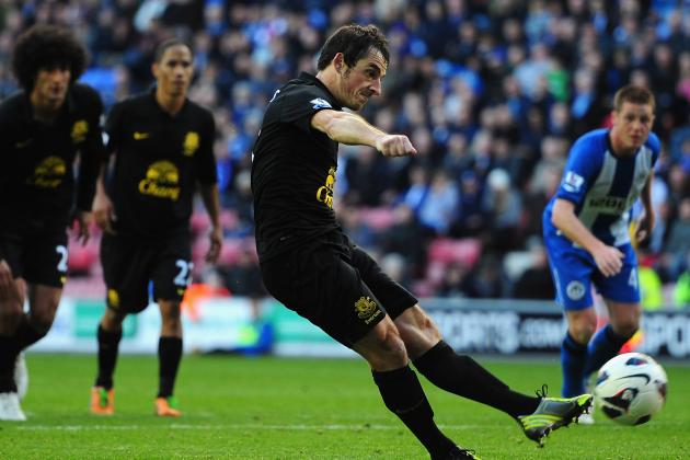 Why Leighton Baines Is the Most Effective Full-Back in the Premier League