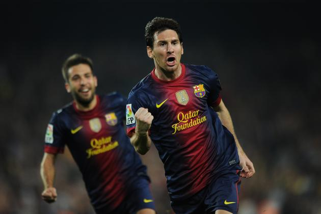 Ballon D'Or 2012: Breaking Down Top 5 Candidates for FIFA's Player of the Year