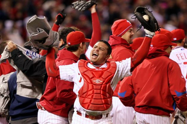 Carlos Ruiz and the 10 Most Unlikely World Series Heroes of All Time