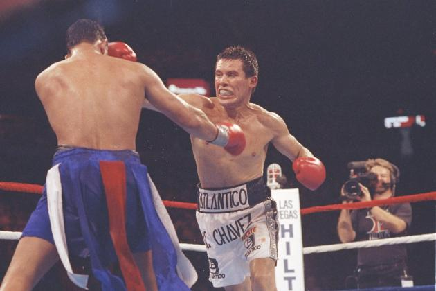 The Top 10 Most Brutal Fights in the Mexico vs. Puerto Rico Boxing Rivalry