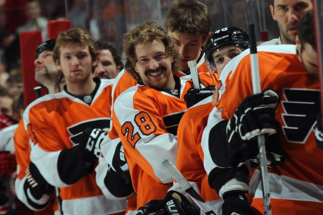 Philadelphia Flyers: Why They'll Be Better in 2012-13