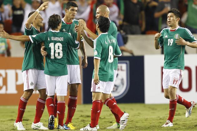 Mexico: Laying out Their World Cup Battles Ahead in the Hexagonal Stage