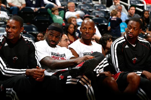 Miami Heat Player Power Rankings for 2012-2013 Season