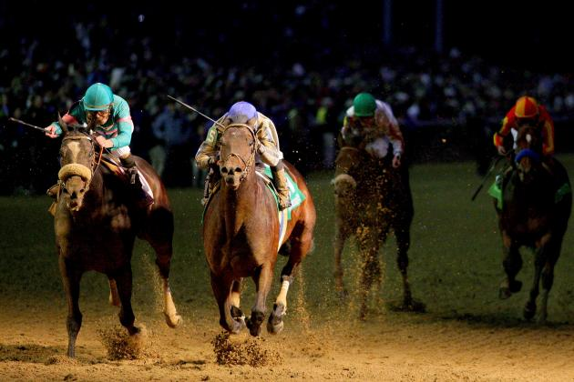 Breeders' Cup 2012: Top Jockeys in This Year's Race