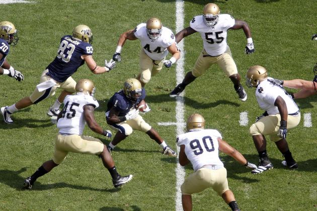 Pittsburgh vs. Notre Dame: Complete Game Preview