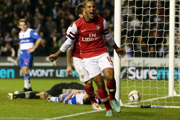 Reading 5-7 Arsenal: Heroes and Villains in Arsenal's Sensational Cup Comeback