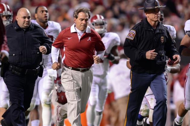 Alabama vs. LSU: Complete Game Preview