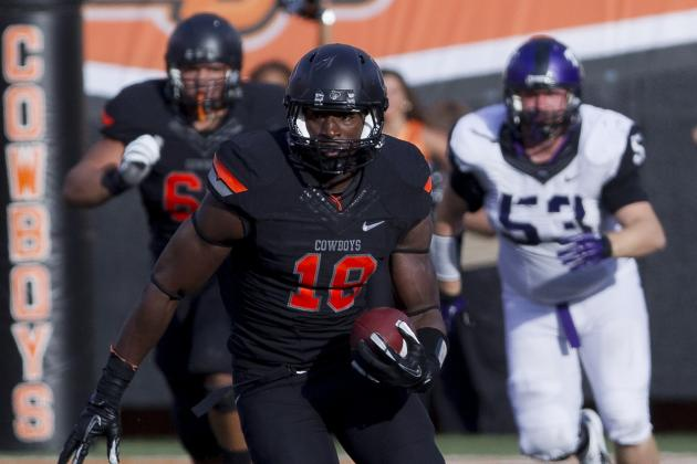 Oklahoma State vs. Kansas State: Complete Game Preview