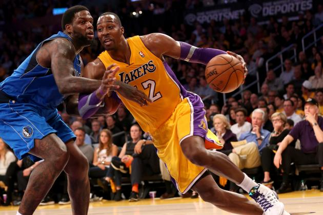 Grading Dwight Howard's Debut with the Los Angeles Lakers