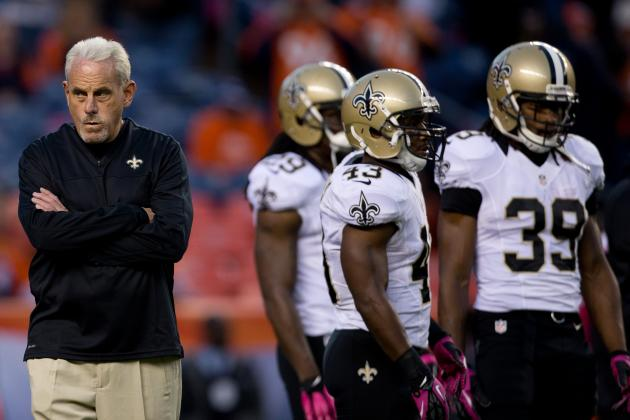 New Orleans Saints: 4 Reasons Joe Vitt Won't Produce More Wins