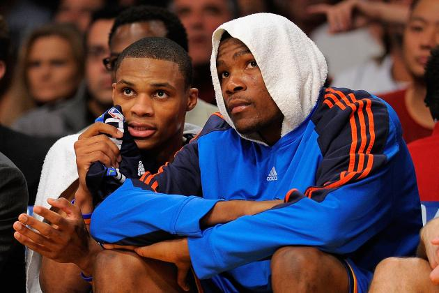3 Reasons the Oklahoma City Thunder Will Be in the NBA Finals This Season