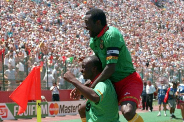 10 of the Most Iconic Goal Celebrations in World Football