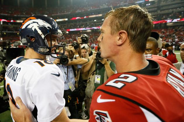 Super Bowl Predictions: Updated Chances for All 32 Teams Through Half the Season