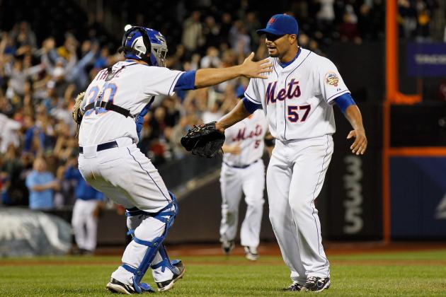 New York Mets: Power Ranking the Mets' 10 Best Moments of the 2012 Season