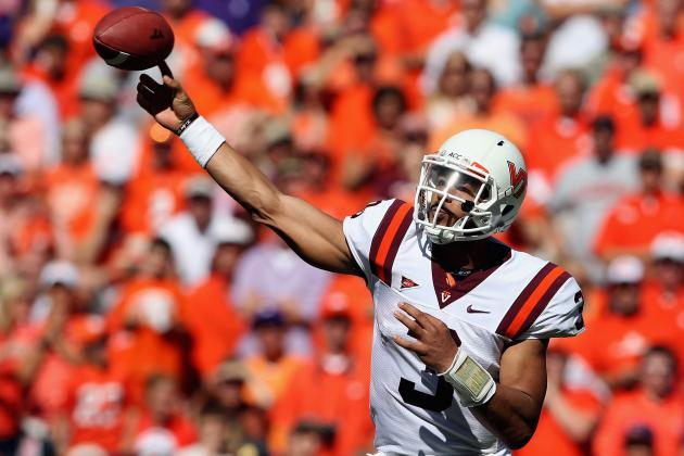 College Football Week 10 Picks: Virginia Tech Hokies vs. Miami Hurricanes