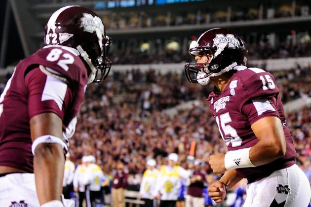 Texas A&M vs. Mississippi State: Predicting Stats and Outcome for SEC Showdown