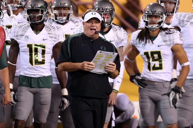 College Football Week 10 Predictions: Oregon Ducks vs. USC Trojans