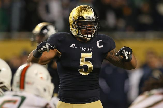 Stock Up, Stock Down for 2013 NFL Draft Prospects, NFL Week 9 Edition
