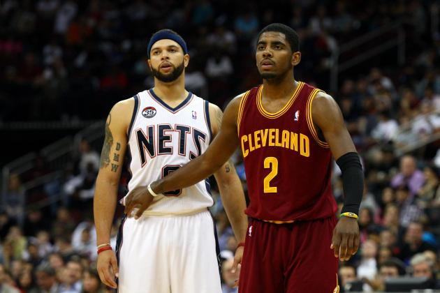 Ranking Kyrie Irving with the NBA's Best Point Guards in 2012-13