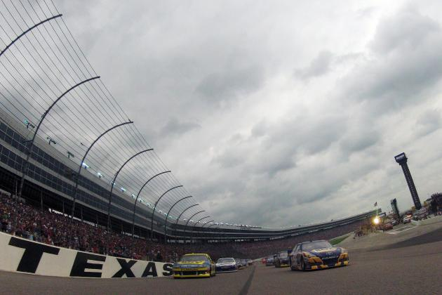 NASCAR Sprint Cup at Texas: 10 Drivers Who'll Be in the Running at AAA Texas 500