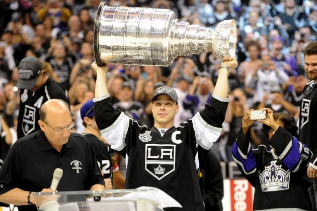 11 Best Captains in Los Angeles Kings History