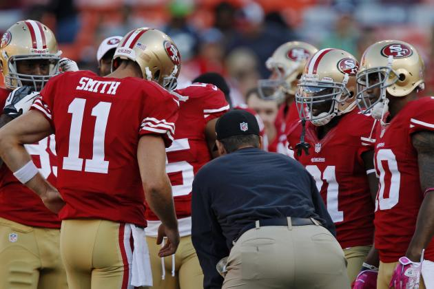 San Francisco 49ers: How Jim Harbaugh's Squad Can Claim No. 1 Seed in NFC